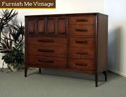 Best Mid Century Broyhill Images On Pinterest Mid Century - Antique mid century modern bedroom furniture