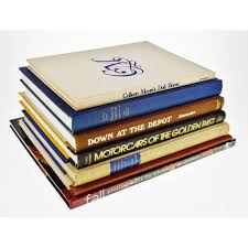 Photo Coffee Table Books Vintage History And Design Coffee Table Books Set Of 7