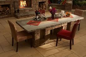 Stone Kitchen Table Kitchen Table Gallery - Stone kitchen table