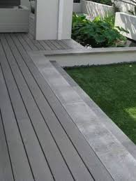 composite decking rightdeck decking grey decking perth