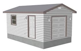 12 u0027 x 20 u0027 x 8 u0027 workshop shed garage plans blueprints construction