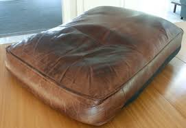 firm sofa cushion replacements fix flattened down leather sofa cushions modhomeec for leather sofa