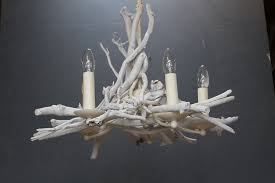 four lights interior decor four light driftwood chandelier for traditional