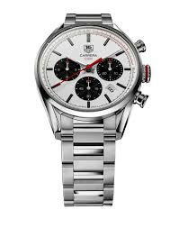 carrera watches the tag heuer carrera chronograph watch conceived by jack