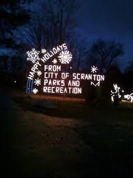 Lights On The Lake Lakemont Park 15 Best Christmas Light Displays In Pennsylvania 2016