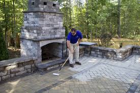 Sealing A Flagstone Patio by Jobsite Report Techniseal Color Boost Demo Eaglebay Usa Pavers
