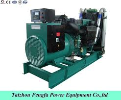 open frame 400kw diesel generator with volvo engine buy 400kw