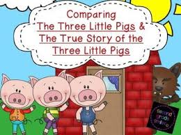 286 book 3 pigs images book activities