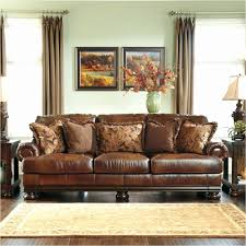 Living Rooms With Leather Sofas Living Room Brown Leather Sofa White Leather Corner Sofa
