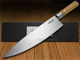 premium kitchen knives boker tree brand premium kitchen cutlery damascus olive wood