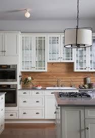 wainscoting kitchen backsplash the backsplash other than tile from thrifty decor