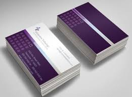 9 best images of information technology business card templates