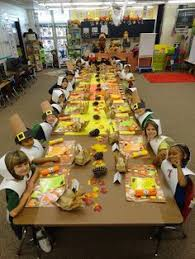 school thanksgiving feast this looks for my program s upcoming