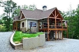 sloping lot house plans house plans for hillside lots ipbworks