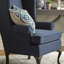 three posts palmdale wingback chair u0026 reviews wayfair
