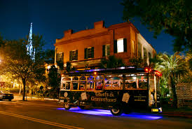 haunted st augustine restaurants pub crawls ghost tours st