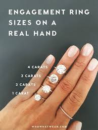 wedding ring sizes best 25 2ct engagement ring ideas on engagement