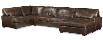 Leather Sofa Bed Corner Ashmore Leather Corner Chaise Sofa Bed Brown With Australia 14209