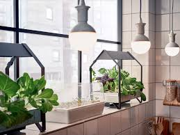 ikea released a hydroponic gardening collection business insider