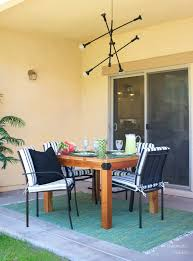 Make Wood Outdoor Table by How To Build A Diy Outdoor Table Diy Done Right