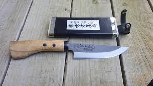 ken kitchen knives ajikataya hinoura kennata forged outdoor knife