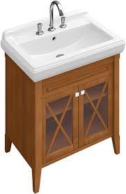 Wash Basin Vanity Unit Hommage Vanity Unit 899500 Villeroy U0026 Boch
