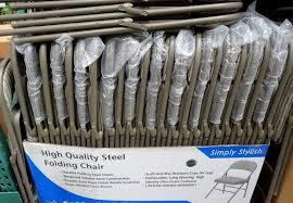 Lifetime Folding Chairs Costco Folding Chairs Outdoor Furniture U2014 Nealasher Chair Save