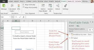 power query data u2013should it be loaded to the worksheet u2014 sql