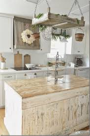 farmhouse island kitchen 20 farmhouse kitchen ideas for fixer style industrial flare