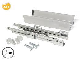 tiroir de cuisine en kit tiroir extérieur vantage q tiroir vantage q tiroirs et coulisses