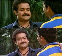 Manu Meme - spadikam malayalam movie plain memes troll maker blank meme