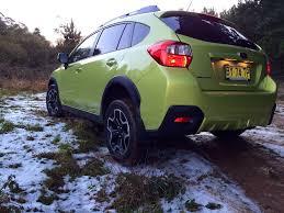 subaru xv green 2014 subaru xv 2 0i s long term week 4 practical motoring