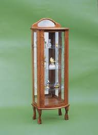 craftsman curio cabinet plan woodworking for the home