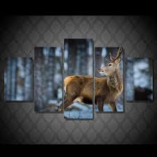 Whitetail Deer Home Decor by Online Buy Wholesale Deer Prints From China Deer Prints