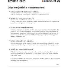 Good Resume Objective Samples Cover Letter Great Resume Objective Great Resume Objective