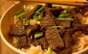 cuisine chinoise boeuf aux oignons bœuf à la chinoise recettes cookeo