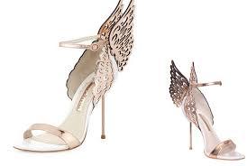 summer heels 2015 open toe back butterfly sandal shoes