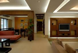 Endearing  Living Room Designs For Indian Apartments Decorating - Indian apartment interior design ideas