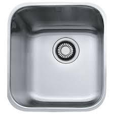 EandS Kitchen Bathroom  Laundry Franke Steel Queen Single - Steel queen kitchen sinks
