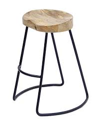 amazon com the urban port brand attractive wooden barstool with