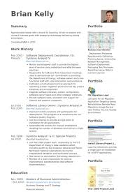 Business System Analyst Resume Sample by Systems Analyst Resume Samples Visualcv Resume Samples Database
