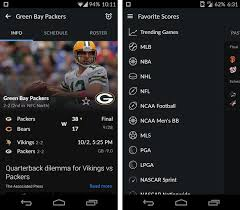 yahoo apps for android best sports news apps for android