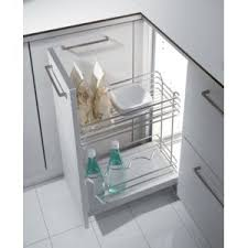 panier coulissant pour cuisine inoxa industrie element coulissant pour meuble bas de cuisine