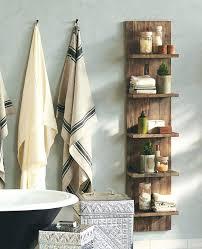 Wooden Bathroom Furniture Uk Wooden Bathroom Shelves For Pallet Shelves 52 White Wood