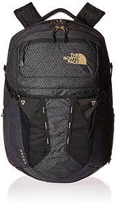 north face backpack black friday sale amazon com the north face womens recon backpack tnf black 24k