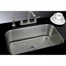 kitchen fascinating single bowl sink stainless steel double handle