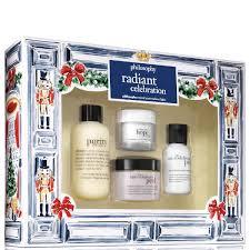 philosophy radiant celebration gift set buy skincarestore