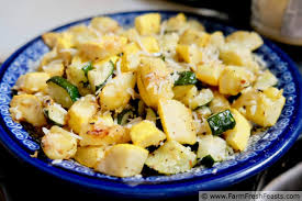 farm fresh thanksgiving dinners farm fresh feasts roasted zucchini and yellow squash with parm