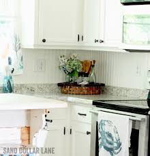 farmhouse kitchen remodel coastal style sand dollar lane