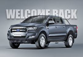 Ford Ranger Mini Truck - 2017 ford ranger ford bronco confirmed for us